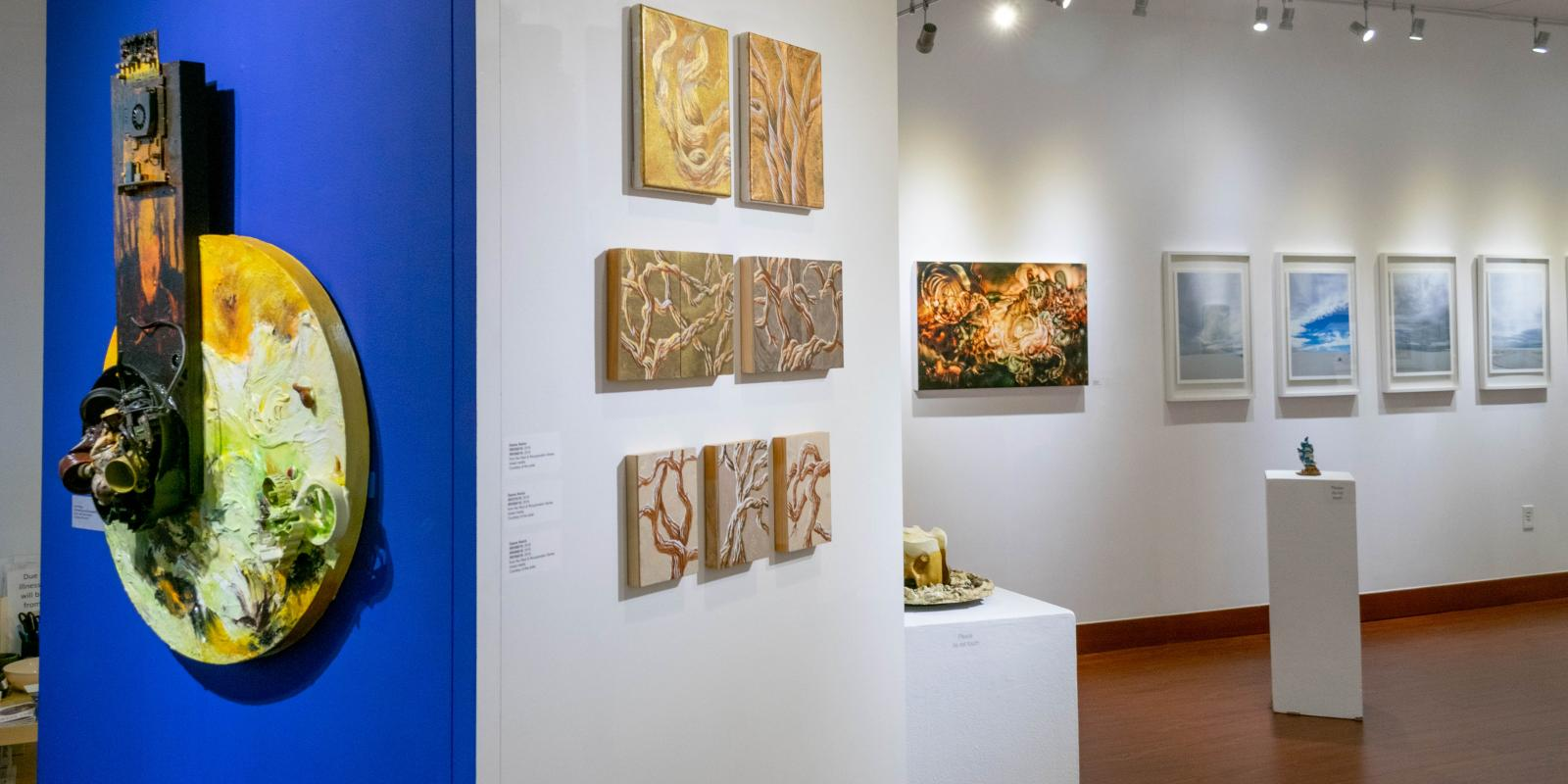 CPP Faculty Art Show - 2019 Exhibition