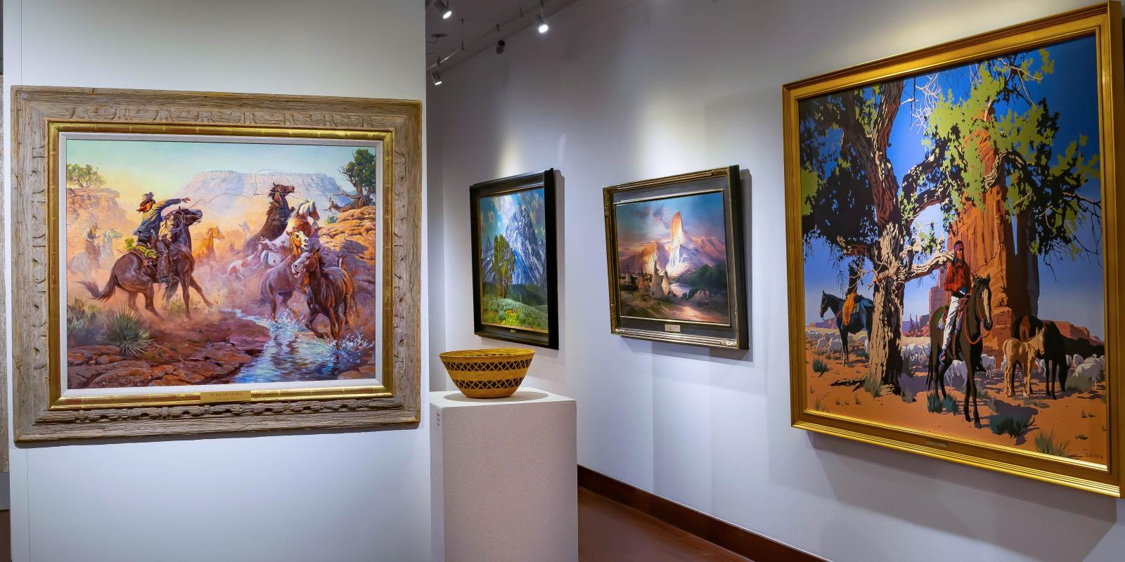 Art of the West: New Acquisitions - 2019 Exhibition