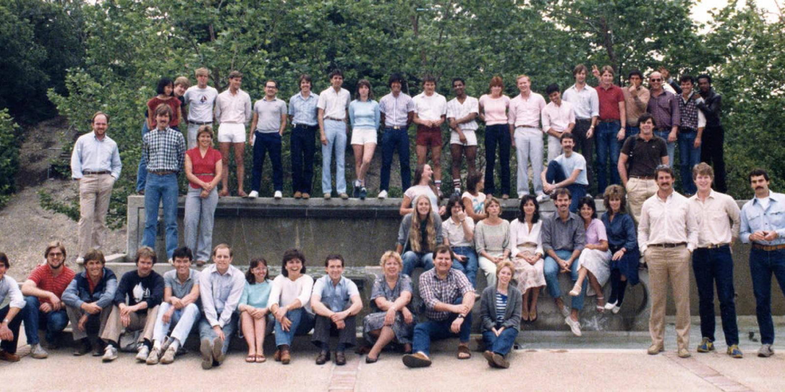 The Class of 1984
