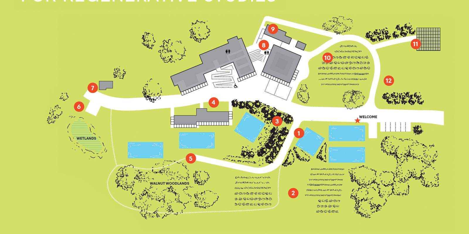 Learn about the regenerative strategies at work in a downloadable Visitors Guide