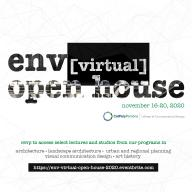 ENV Virtual Open House (November 16-20, 2020)