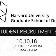 Harvard Graduate School of Design is visiting Cal Poly Pomona to recruit ENV students