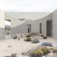 Pioneertown House. Image © PARA Project