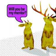 CPPLA Mentor Program image: Will you be my Mentor?