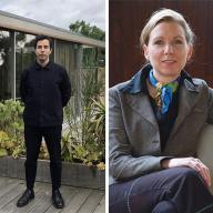 Noam Saragosti ('14, architecture) succeeds Sarah Lorenzen as director of the Neutra VDL Studio and Residences