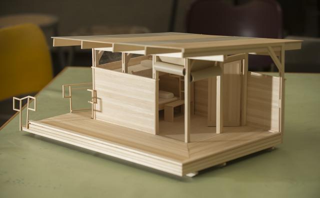 Cabin Project Model