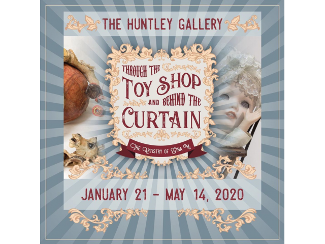 Through the Toy Shop and Behind the Curtain:      The Artistry of Gina M.