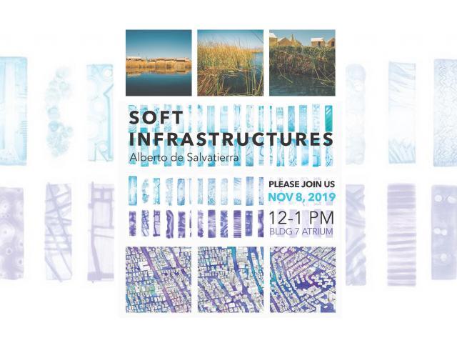 CPPLA will host polymath/architectural designer/landscape urbanist Alberto de Salvatierra on Nov. 8