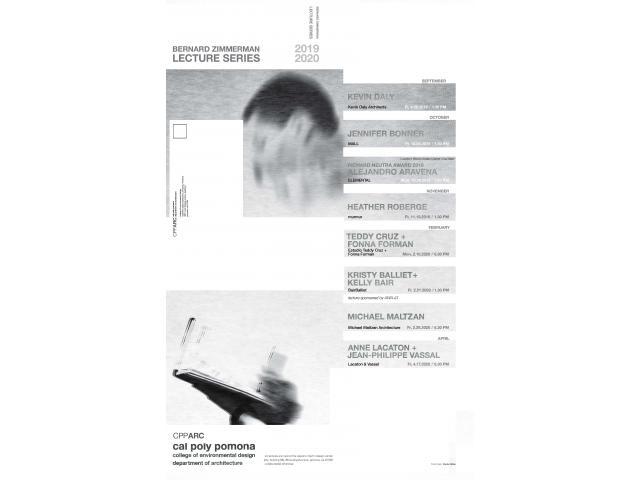 En Pointe, Exhibition, SCI-Arc Gallery (Image by Joshua White)