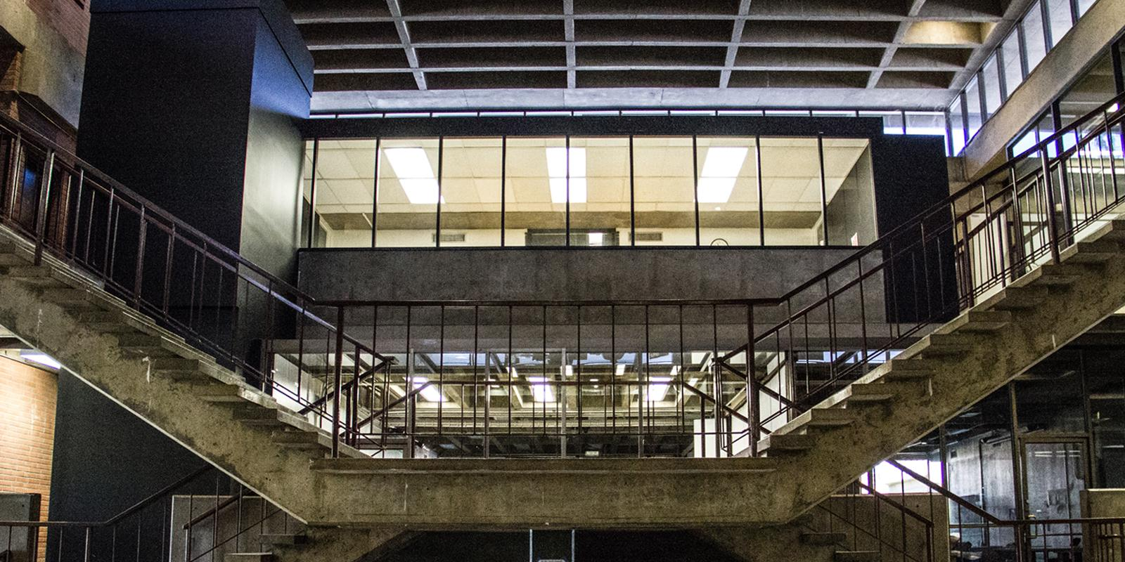 Building 7, designed by famed modernist architect Carl Maston (Mark Maryanovich Photography)