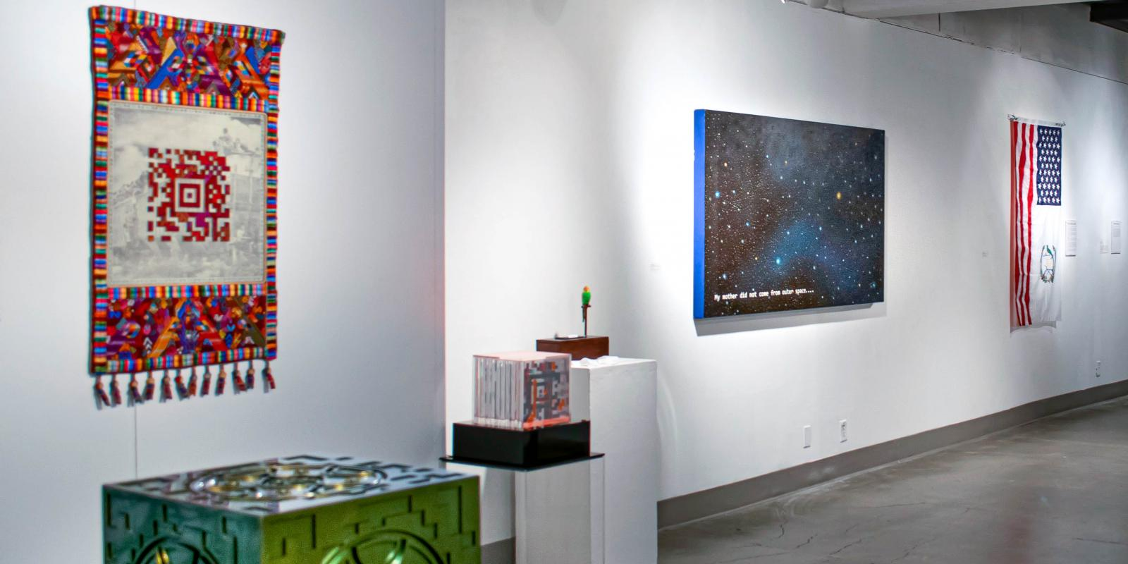 Somewhere in Between - 2018/2019 Exhibition