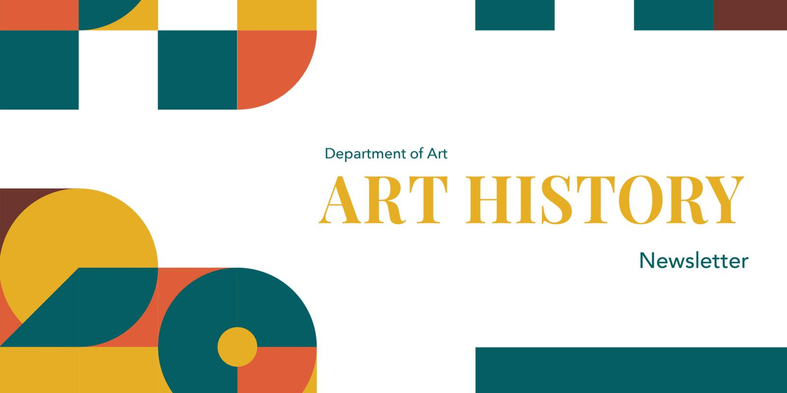 CPP Art History Newsletter, 2019-20