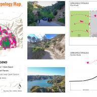 Site Typology - Two open spaces between development