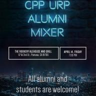 URP Mixer at The Rookery House and Grill in downtown Pomona