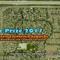 Dale Prize 2017: Southern California Suburbs - Looking Backward and Looking Forward