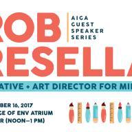 Rob Resella, Nov. 16 talk at Bldg. 7