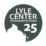 Lyle Center's 25th Anniversary logo
