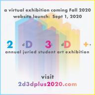 2D3D+ Virtual Exhibition Launch