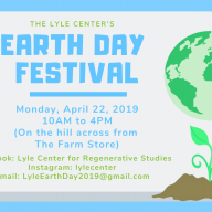 2019 Earth Day Festival at the Lyle Center for Regenerative Studies, April 22