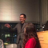 Alvaro Huerta, Ph.D. at Portland State University