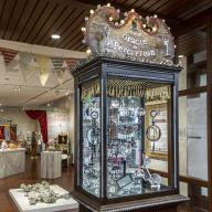 Through the Toy Shop and Behind the Curtain: The Artistry of Gina M. - Photo Credit: William W. Gunn