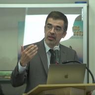 "Alvaro Huerta, Ph.D., moderates ""Demystifying Mental Health in Latina/o Communities"""