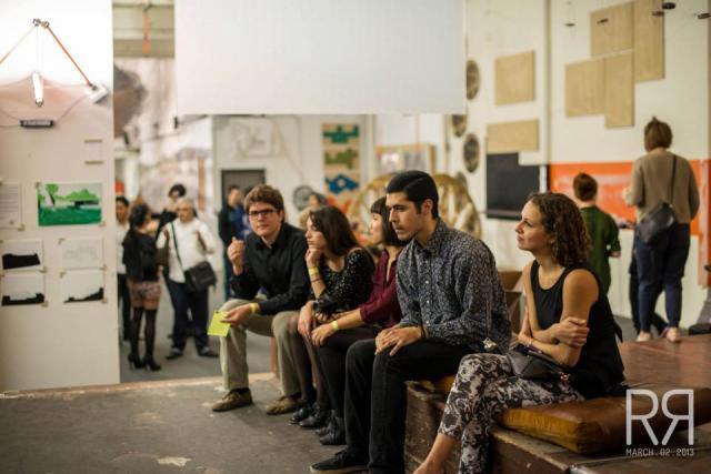 Archirecture presentation at Machine Inspired Art studio