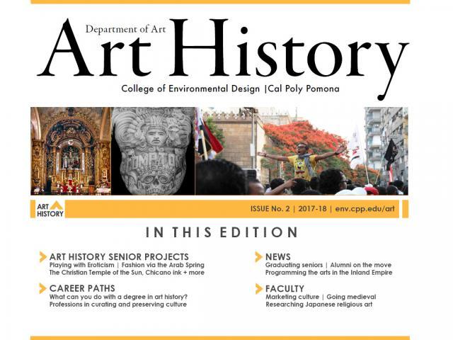 Art History Newsletter, Issue 2