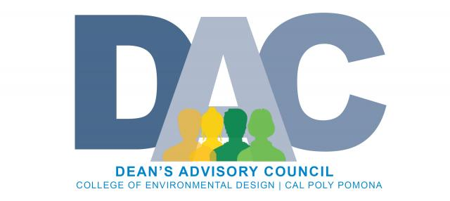 Dean's Advisory Council is comprised of ENV alumni that support the initiatives of the College of Environmental Design