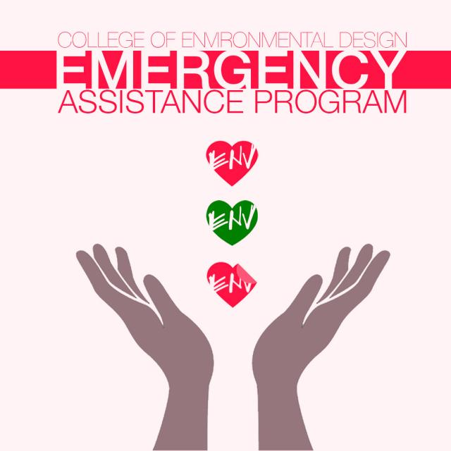 The ENV Emergency Assistance Program provides a $500 stipend to students facing hardships due to COVID-19