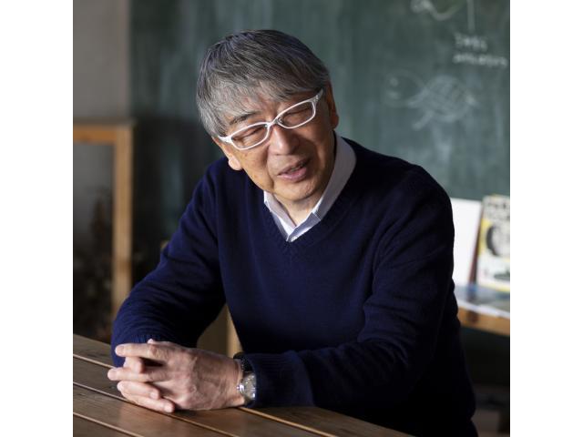 Toyo Ito, 2021 Neutra Award Medalist (Image by FUJITSUKA Mitsumasa)