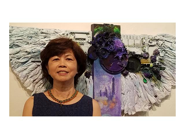 © Ann Phong 2015. Image courtesy of the Kellogg University Art Gallery.