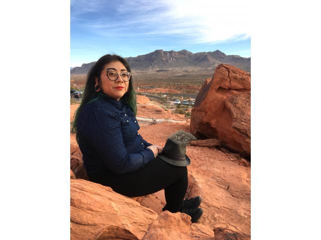 Author Photo in Nevada