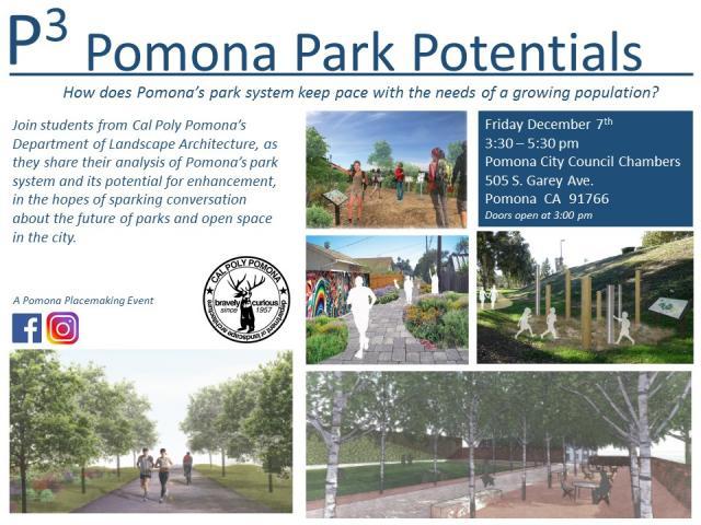 Pomona PArk Potential Flyer