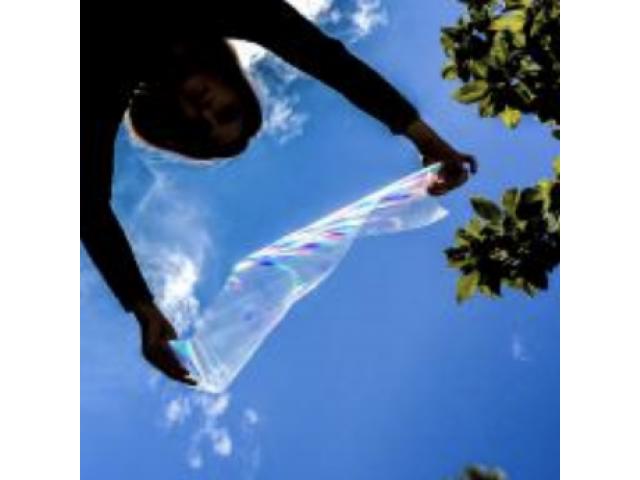spectral plastic under the sun!