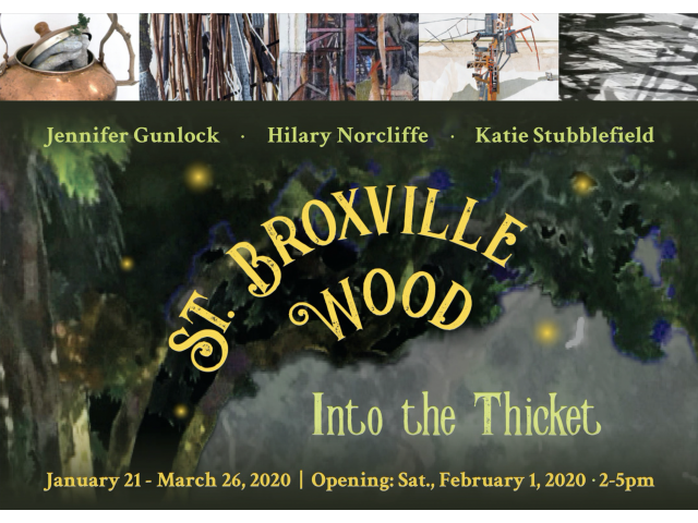 St. Broxville Wood: Into the Thicket