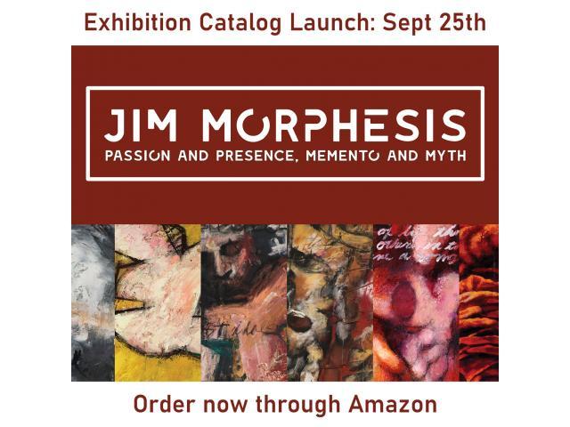 Jim Morphesis Catalog Launch